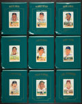 """Baseball Collectibles:Others, Baseball Greats Signed """"Dick Perez"""" Postcards Lot of 10...."""