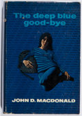 Books:Mystery & Detective Fiction, John D. MacDonald. The Deep Blue Good-Bye. Hale, 1965. First British edition, first printing. Leaning. Foxing to edg...