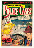 Golden Age (1938-1955):Crime, Authentic Police Cases #25 (St. John, 1953) Condition: VF-....