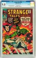 Silver Age (1956-1969):Superhero, Strange Tales #144 Pacific Coast pedigree (Marvel, 1966) CGC NM/MT9.8 Off-white to white pages....
