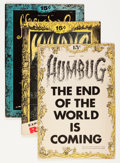 Silver Age (1956-1969):Alternative/Underground, Humbug #1-10 Group (Humbug, 1957-58) Condition: Average VG/FN....(Total: 10 Comic Books)