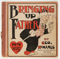 Platinum Age (1897-1937):Miscellaneous, Bringing Up Father #5 (Cupples & Leon, 1921) Condition: GD....