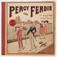 Percy and Ferdie First Series (Cupples & Leon, 1921) Condition: FN