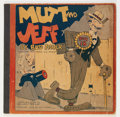 Platinum Age (1897-1937):Miscellaneous, Mutt and Jeff Book #18 (Cupples & Leon, 1933) Condition: GD/VG....