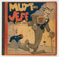 Mutt and Jeff Book #18 (Cupples & Leon, 1933) Condition: GD/VG