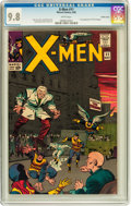 Silver Age (1956-1969):Superhero, X-Men #11 Pacific Coast pedigree (Marvel, 1965) CGC NM/MT 9.8 Whitepages....