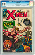 Silver Age (1956-1969):Superhero, X-Men #10 Pacific Coast pedigree (Marvel, 1965) CGC NM/MT 9.8Off-white to white pages....