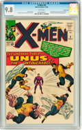 Silver Age (1956-1969):Superhero, X-Men #8 Pacific Coast pedigree (Marvel, 1964) CGC NM/MT 9.8 Whitepages....