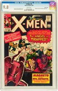 Silver Age (1956-1969):Superhero, X-Men #5 Pacific Coast pedigree (Marvel, 1964) CGC NM/MT 9.8 Whitepages....