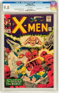 Silver Age (1956-1969):Superhero, X-Men #15 Pacific Coast pedigree (Marvel, 1965) CGC NM/MT 9.8 Whitepages....