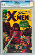 Silver Age (1956-1969):Superhero, X-Men #16 (Marvel, 1966) CGC NM/MT 9.8 Off-white to white pages....