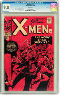 Silver Age (1956-1969):Superhero, X-Men #17 Pacific Coast pedigree (Marvel, 1966) CGC NM/MT 9.8 Whitepages....