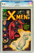 Silver Age (1956-1969):Superhero, X-Men #18 Pacific Coast pedigree (Marvel, 1966) CGC NM+ 9.6 Whitepages....