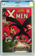 Silver Age (1956-1969):Superhero, X-Men #24 Pacific Coast pedigree (Marvel, 1966) CGC NM/MT 9.8 Whitepages....