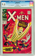 Silver Age (1956-1969):Superhero, X-Men #28 (Marvel, 1967) CGC NM/MT 9.8 White pages....