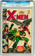 Silver Age (1956-1969):Superhero, X-Men #29 Rocky Mountain pedigree (Marvel, 1967) CGC NM/MT 9.8White pages....