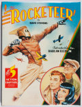 Books:Science Fiction & Fantasy, Dave Stevens. SIGNED/LIMITED. The Rocketeer. Graphitti, 1985. First edition, first printing. Limited to 1000 numbe...