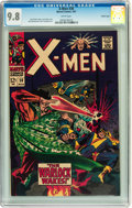 Silver Age (1956-1969):Superhero, X-Men #30 Pacific Coast pedigree (Marvel, 1967) CGC NM/MT 9.8 Whitepages....