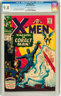 Silver Age (1956-1969):Superhero, X-Men #31 (Marvel, 1967) CGC NM/MT 9.8 Off-white to white pages....