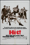 "Movie Posters:Black Films, Hit! (Paramount, 1973). One Sheet (27"" X 41""). Action. StarringBilly Dee Williams, Richard Pryor, Paul Hampton and Gwen Wel..."