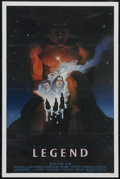 """Movie Posters:Fantasy, Legend (Universal, 1985). One Sheet (27"""" X 41""""). Fantasy. StarringTom Cruise, Mia Sara, Tim Curry and David Bennent. Direct..."""