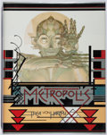 Books:Science Fiction & Fantasy, Thea von Harbou. Metropolis. Donning, 1988. First edition, first printing. Fine....