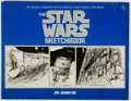 Books:Science Fiction & Fantasy, [Star Wars]. Joe Johnston. INSCRIBED. The Star Wars Sketchbook. Ballantine, 1977. First edition, first printing. S...