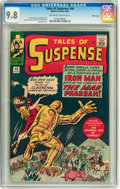 Silver Age (1956-1969):Superhero, Tales of Suspense #44 Pacific Coast pedigree (Marvel, 1963) CGC NM/MT 9.8 Off-white to white pages....