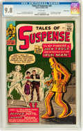 Silver Age (1956-1969):Superhero, Tales of Suspense #45 Pacific Coast pedigree (Marvel, 1963) CGCNM/MT 9.8 White pages....