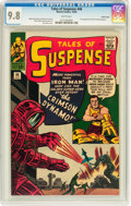 Silver Age (1956-1969):Superhero, Tales of Suspense #46 Pacific Coast pedigree (Marvel, 1963) CGCNM/MT 9.8 White pages....