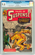 Silver Age (1956-1969):Superhero, Tales of Suspense #41 Pacific Coast pedigree (Marvel, 1963) CGC NM/MT 9.8 White pages....
