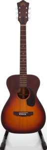 Musical Instruments:Acoustic Guitars, 1960s Guild F-20 Sunburst Acoustic Guitar, Serial # 87544....