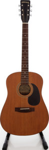 Musical Instruments:Acoustic Guitars, 1995 Odessa SD-05 Natural Acoustic Guitar, Serial # 9511163280....