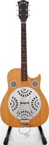 Musical Instruments:Resonator Guitars, 1970s Sho-Bro Natural Resonator Guitar. ...