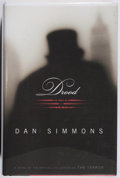 Books:Fiction, Dan Simmons. SIGNED WITH DRAWING. Drood. Little, Brown,2009. First edition, first printing. Signed by the author ...