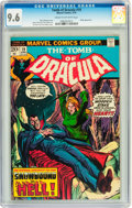 Bronze Age (1970-1979):Horror, Tomb of Dracula #19 (Marvel, 1974) CGC NM+ 9.6 Cream to off-whitepages....