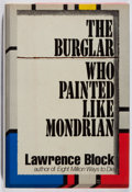Books:Mystery & Detective Fiction, Lawrence Block. SIGNED. The Burglar Who Painted LikeMondrian. Arbor House, 1983. First edition, first printing.S...