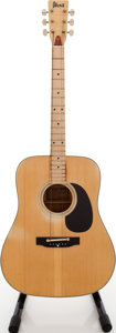 Musical Instruments:Acoustic Guitars, 1976 Ibanez Concord Blonde Acoustic Guitar, Serial # Z760828....