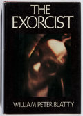Books:Horror & Supernatural, William Peter Blatty. The Exorcist. Harper, 1971. Firstedition, first printing. Signed by Ellen Burstyn, star of ...