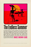 "Movie Posters:Sports, The Endless Summer (Bruce Brown Films, 1966). Poster (11"" X 17"")....."