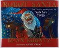Books:Children's Books, Dean Koontz. SIGNED. Robot Santa. HarperCollins, 2004. Firstedition, first printing. Signed by the author. ...