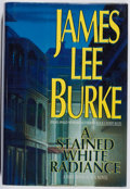 Books:Mystery & Detective Fiction, James Lee Burke. SIGNED. A Stained White Radiance. Hyperion,1992....