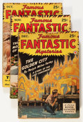 Pulps:Science Fiction, Famous Fantastic Mysteries Box Lot (Frank A. Munsey Co., 1939-45)Condition: Average GD....
