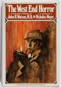 Books:Mystery & Detective Fiction, [Sherlock Holmes]. Nicholas Meyer. SIGNED. The West EndHorror. Dutton, 1975. First edition, first printing. S...