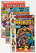 Modern Age (1980-Present):Miscellaneous, Marvel Modern Age Annuals Box Lot (Marvel, 1977-91) Condition: Average NM-....
