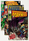 Silver Age (1956-1969):Horror, Chamber of Darkness Group (Marvel, 1969-70) Condition: AverageNM-.... (Total: 6 Comic Books)