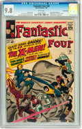 Silver Age (1956-1969):Superhero, Fantastic Four #28 Pacific Coast pedigree (Marvel, 1964) CGC NM/MT 9.8 White pages....