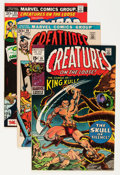 Bronze Age (1970-1979):Horror, Creatures on the Loose Group (Marvel, 1971-75) Condition: AverageVF/NM.... (Total: 22 Comic Books)