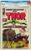 Silver Age (1956-1969):Superhero, Journey Into Mystery #115 Northland pedigree (Marvel, 1965) CGC NM+9.6 Off-white pages....