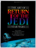 Books:Science Fiction & Fantasy, [Star Wars]. The Art of Return of the Jedi. Ballantine, 1983. First trade edition, first printing. Mild rubbing. Fin...